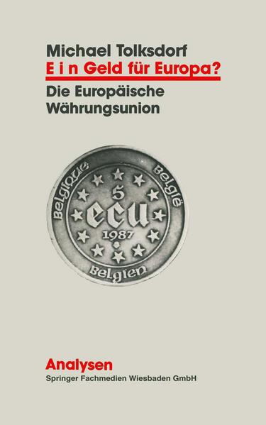 Ein Geld für Europa? - Coverbild