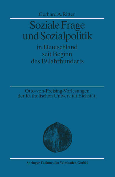 Soziale Frage und Sozialpolitik in Deutschland seit Beginn des 19. Jahrhunderts - Coverbild