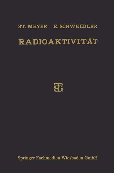 Radioaktivität - Coverbild