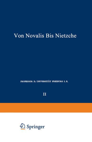 Die Deutschen Lyriker von Luther bis Nietzsche - Coverbild