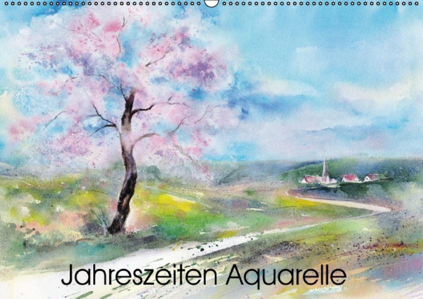 Kostenloses Epub-Buch Jahreszeiten Aquarelle