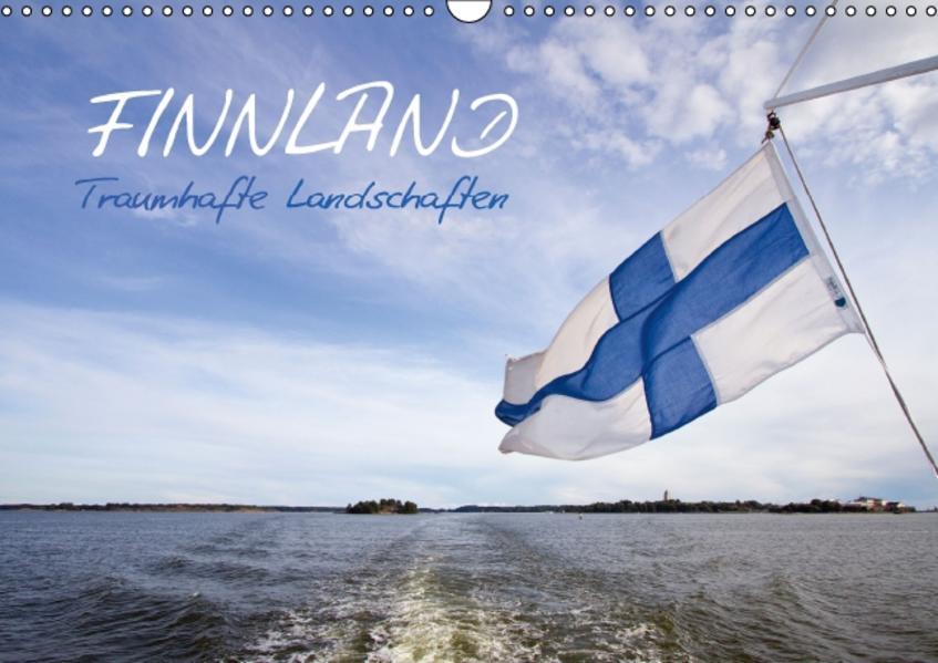 FINNLAND – Traumhafte Landschaften (Wandkalender 2016 DIN A3 quer) - Coverbild