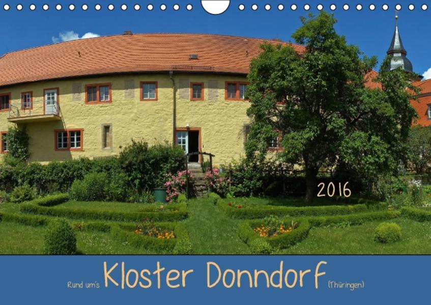 Kostenloses PDF-Buch Rund um´s Kloster Donndorf