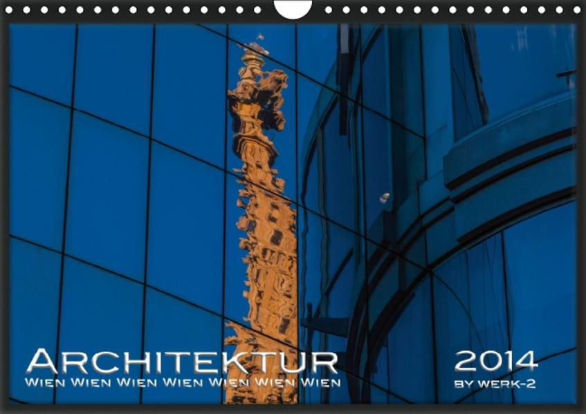Architektur - Wien (Wandkalender 2016 DIN A4 quer) - Coverbild