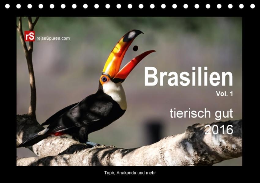 Download PDF Kostenlos Brasilien  tierisch gut  2016