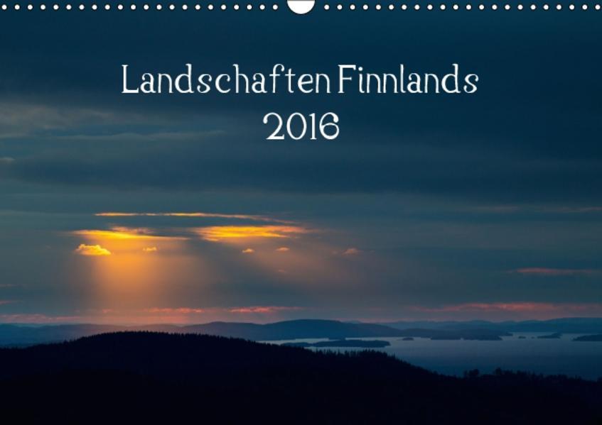 Landschaften Finnlands Epub Ebooks Herunterladen