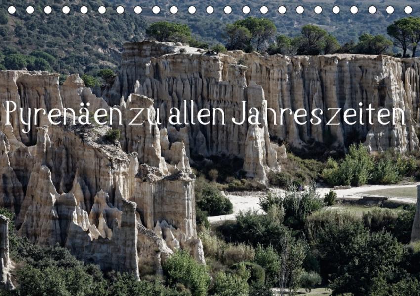 Pyrenäen zu allen Jahreszeiten (Tischkalender 2015 DIN A5 quer) - Coverbild