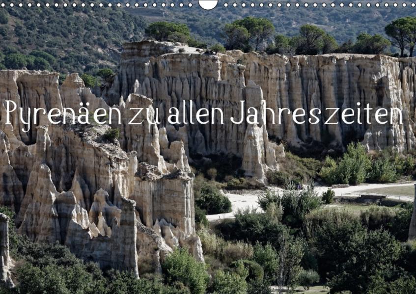 Pyrenäen zu allen Jahreszeiten (Wandkalender 2015 DIN A3 quer) - Coverbild