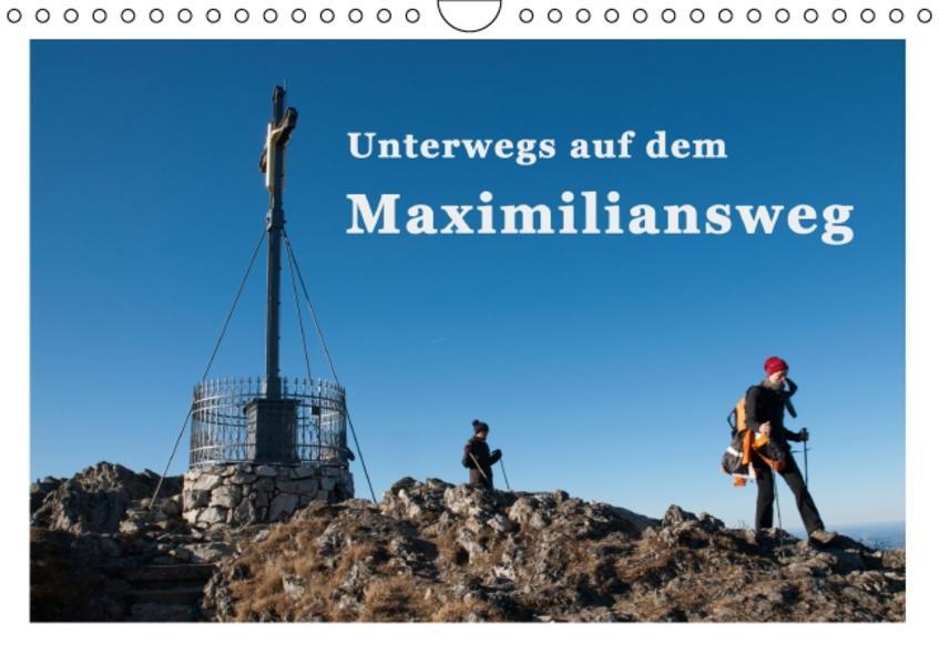 Laden Sie kostenlos Bücher herunter, um das Feuer zu entzünden «Unterwegs auf dem Maximiliansweg»