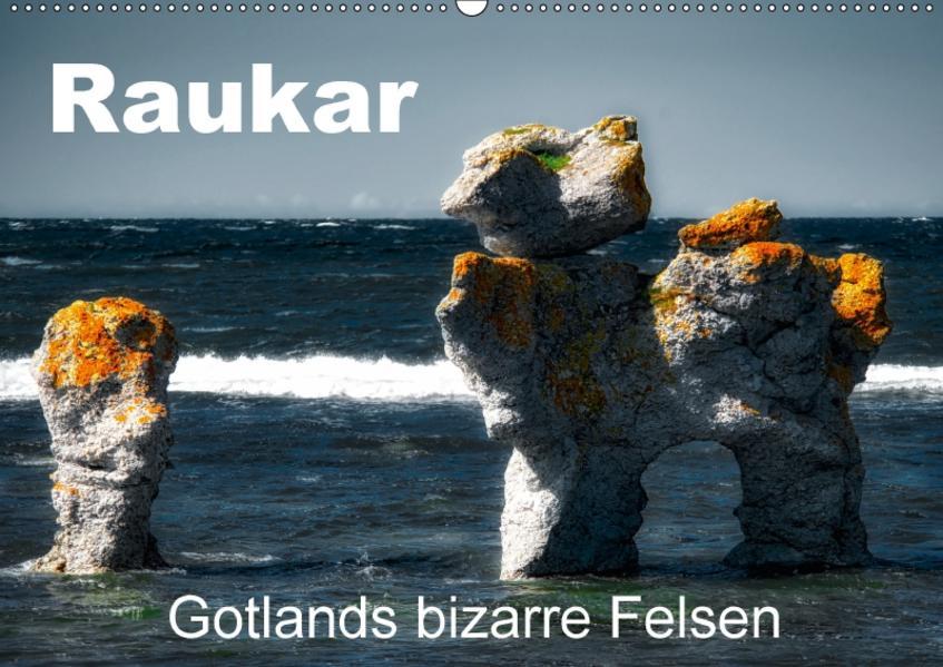 Raukar - Gotlands bizarre Felsen (Wandkalender 2017 DIN A2 quer) - Coverbild