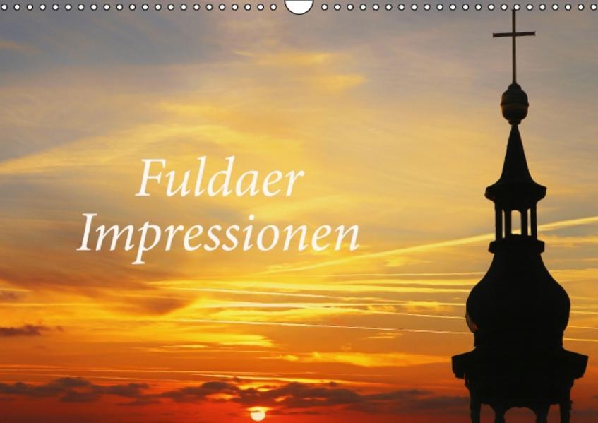 Fuldaer Impressionen (Wandkalender 2017 DIN A3 quer) - Coverbild