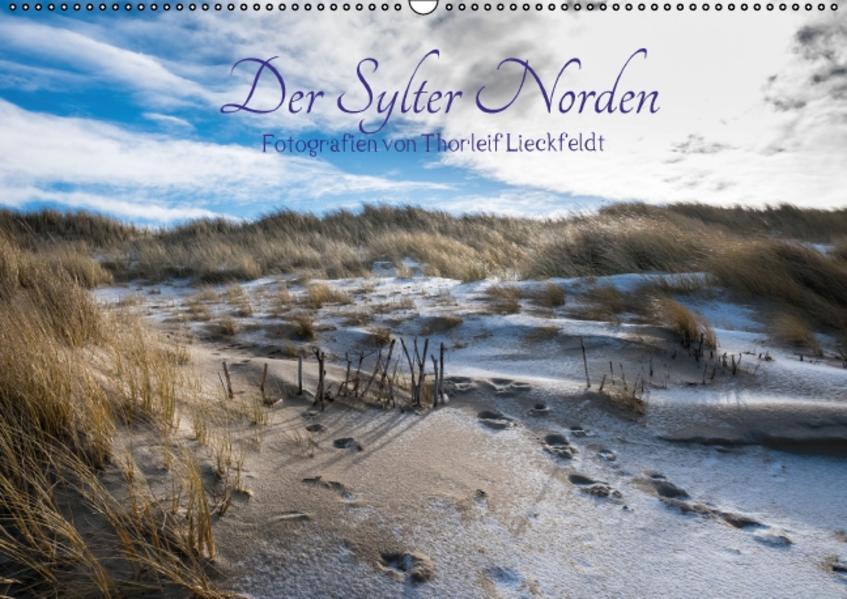 Der Sylter Norden (Wandkalender 2017 DIN A2 quer) - Coverbild