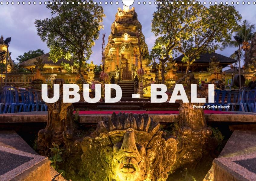 Ubud - Bali (Wandkalender 2017 DIN A3 quer) - Coverbild