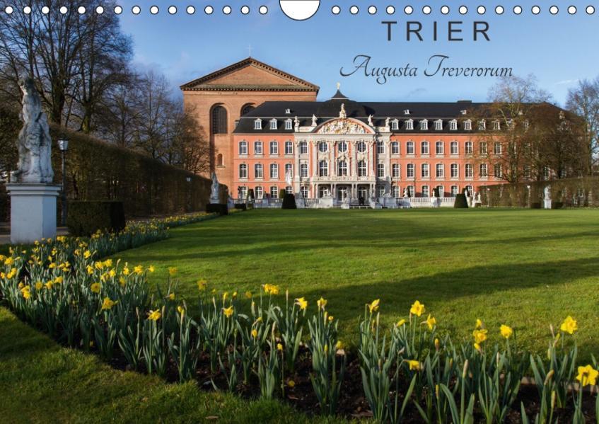 TRIER - Augusta Treverorum (Wandkalender 2017 DIN A4 quer) - Coverbild