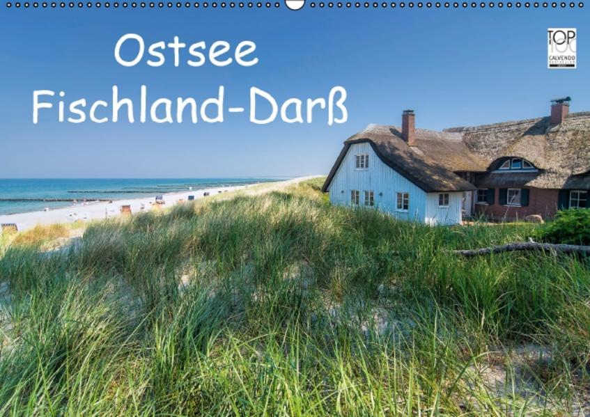 Ostsee, Fischland-Darß (Wandkalender 2017 DIN A2 quer) - Coverbild