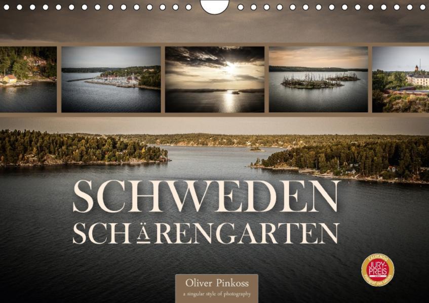 Schweden Schärengarten (Wandkalender 2017 DIN A4 quer) - Coverbild