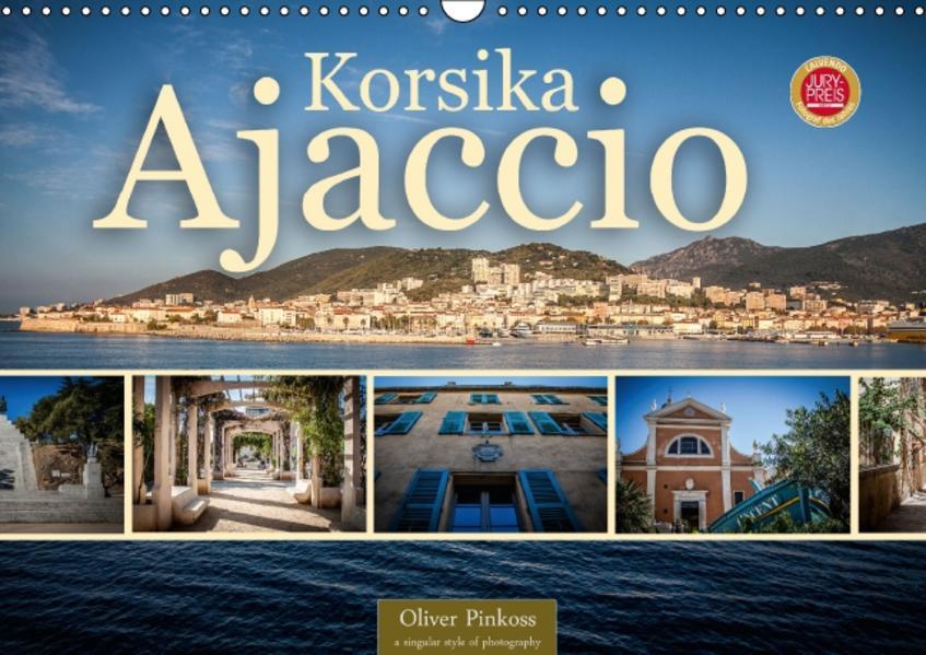 Ajaccio, Korsika (Wandkalender 2017 DIN A3 quer) - Coverbild