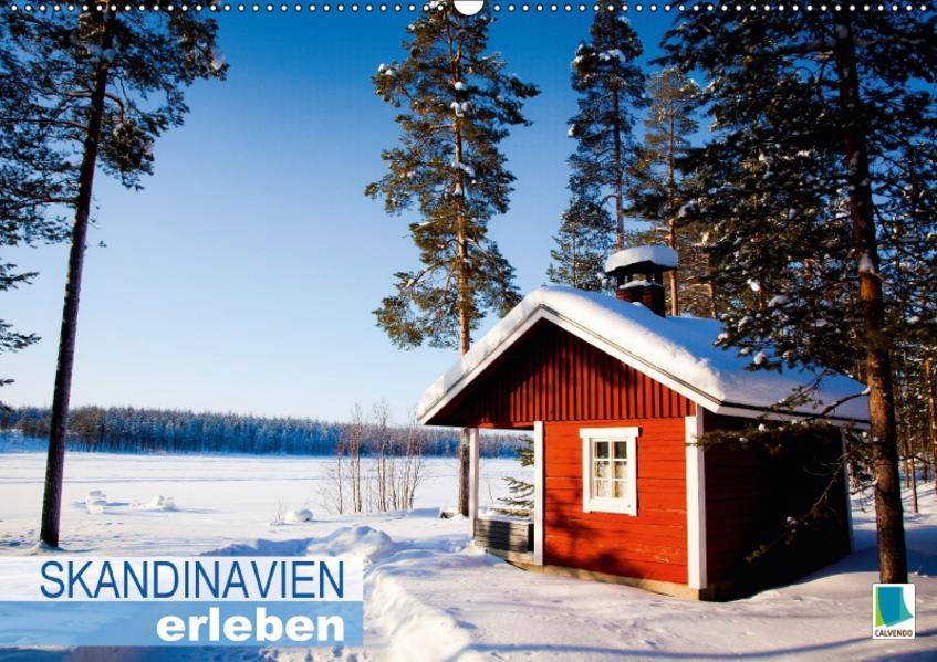 Skandinavien erleben (Wandkalender 2017 DIN A2 quer) - Coverbild