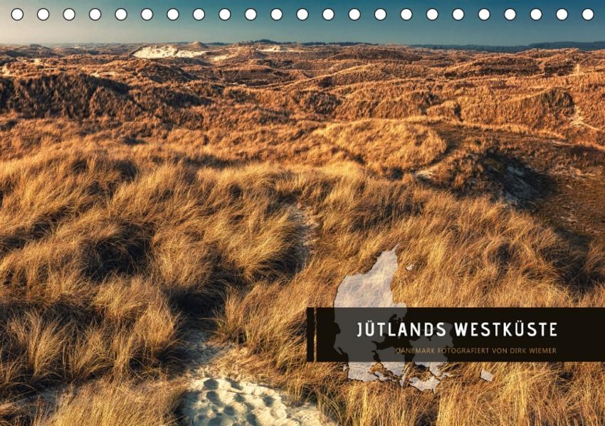 Jütlands Westküste (Tischkalender 2017 DIN A5 quer) - Coverbild