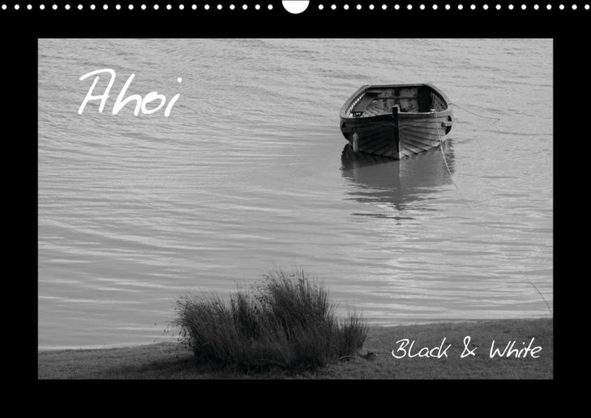 Ahoi (Wandkalender 2017 DIN A3 quer) - Coverbild