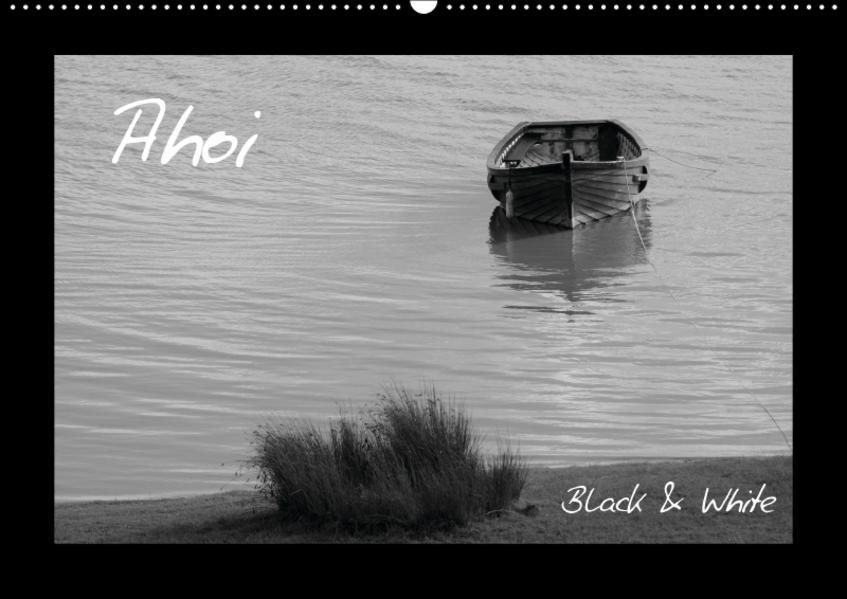 Ahoi (Wandkalender 2017 DIN A2 quer) - Coverbild
