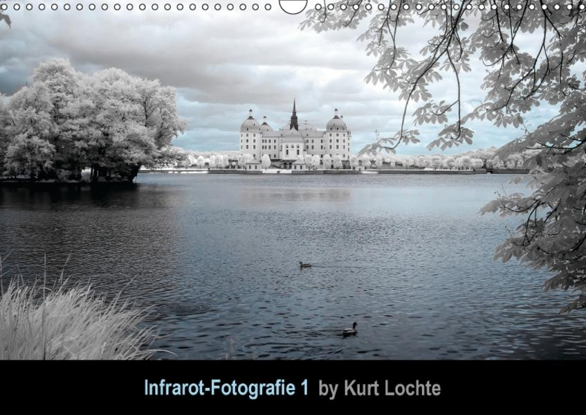 Infrarot-Fotografie 1 (Wandkalender 2017 DIN A3 quer) - Coverbild