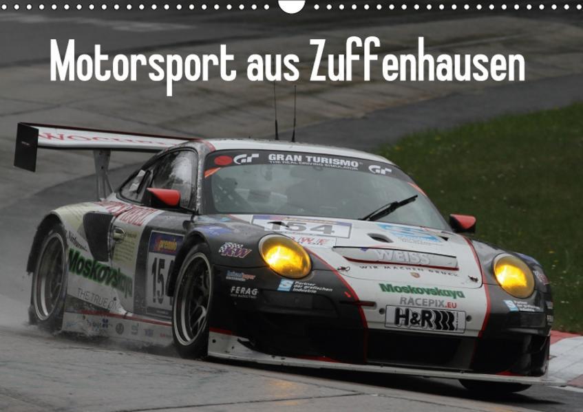 Motorsport aus Zuffenhausen (Wandkalender 2017 DIN A3 quer) - Coverbild