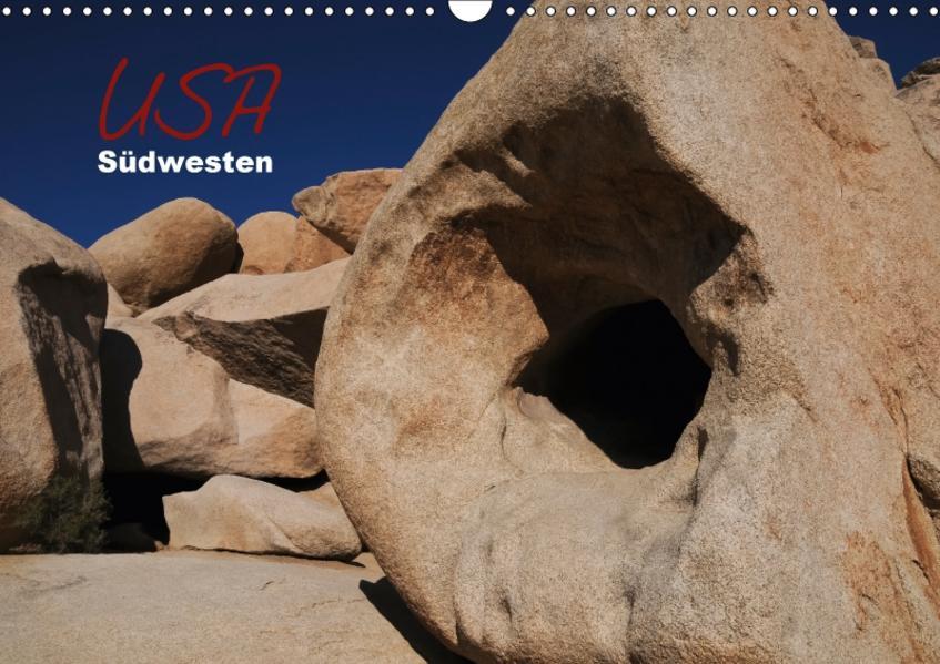 USA Südwesten (Wandkalender 2017 DIN A3 quer) - Coverbild