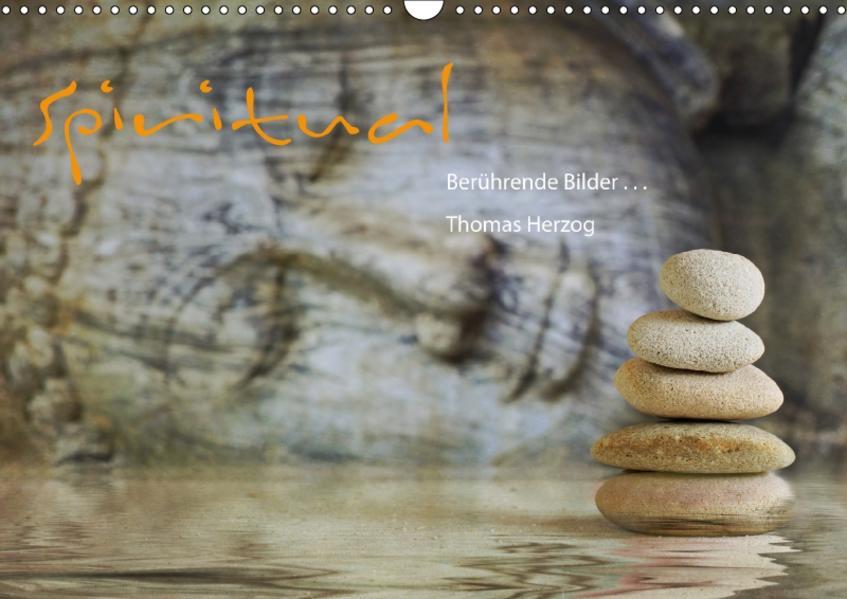 SPIRITUAL (Wandkalender 2017 DIN A3 quer) - Coverbild