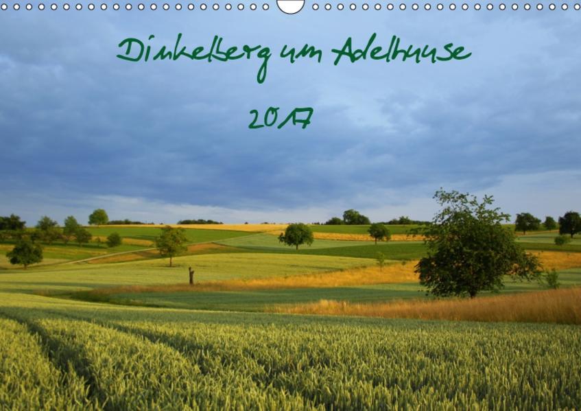 Dinkelberg um Adelhausen (Wandkalender 2017 DIN A3 quer) - Coverbild