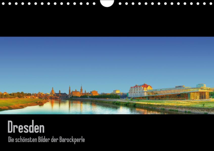 Dresden (Wandkalender 2017 DIN A4 quer) - Coverbild