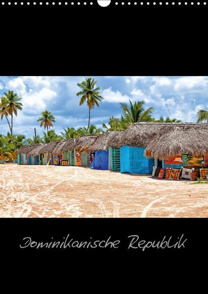 Dominikanische Republik (Wandkalender 2017 DIN A3 hoch) - Coverbild