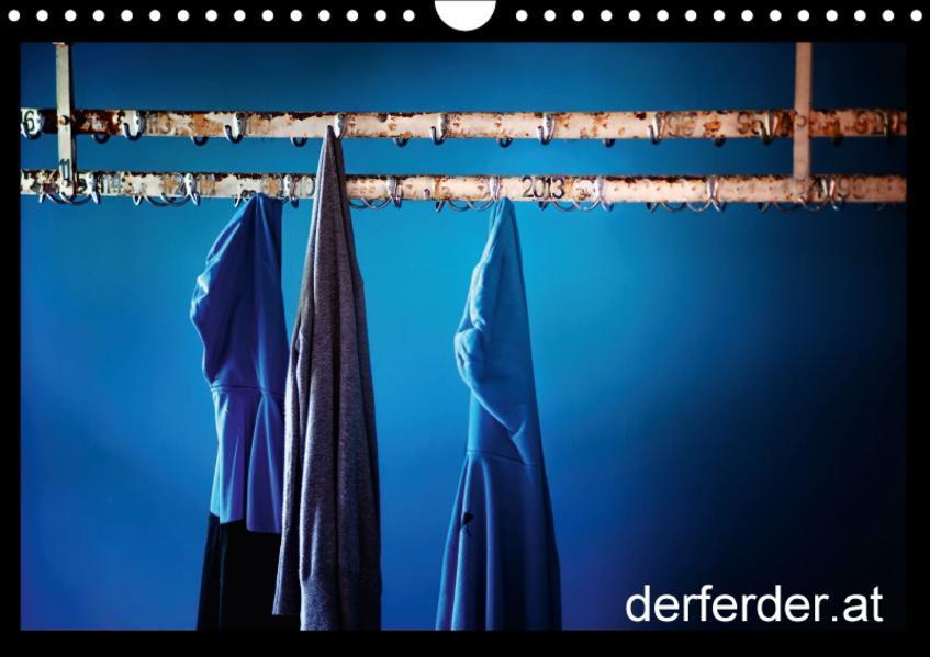 derferder.atAT-Version  (Wandkalender 2017 DIN A4 quer) - Coverbild