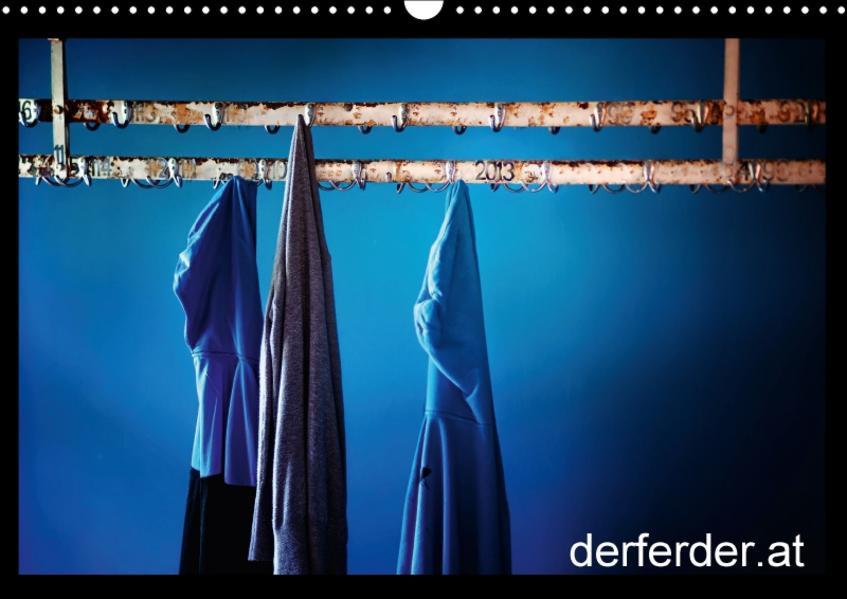 derferder.atAT-Version  (Wandkalender 2017 DIN A3 quer) - Coverbild