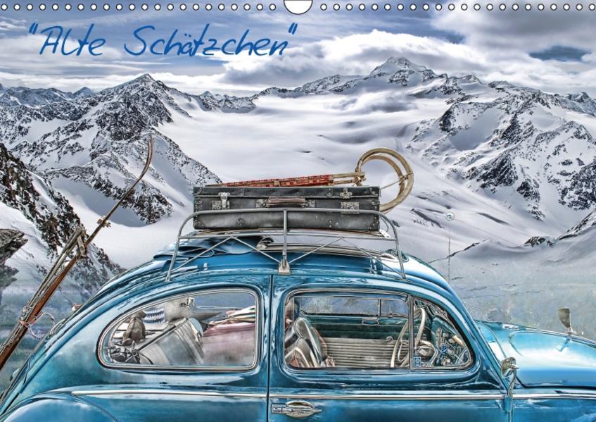 Alte Schätzchen (Wandkalender 2017 DIN A3 quer) - Coverbild