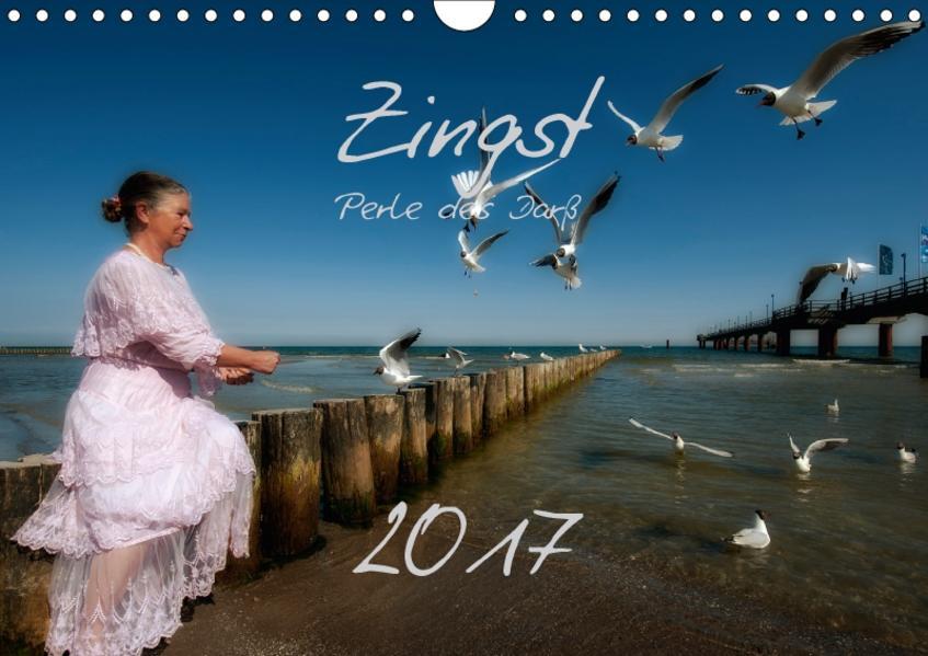 Zingst - Perle des Darß (Wandkalender 2017 DIN A4 quer) - Coverbild