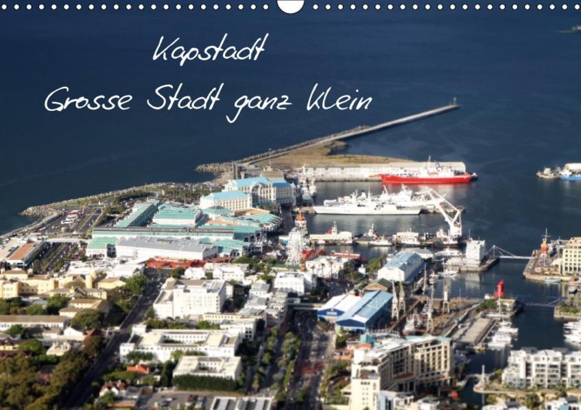 Kapstadt (Wandkalender 2017 DIN A3 quer) - Coverbild