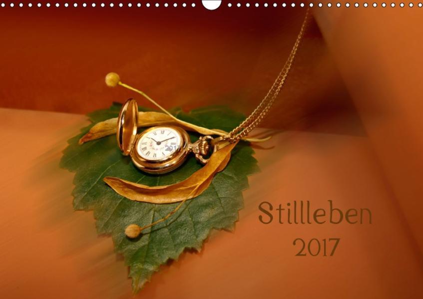 Stillleben 2017 (Wandkalender 2017 DIN A3 quer) - Coverbild