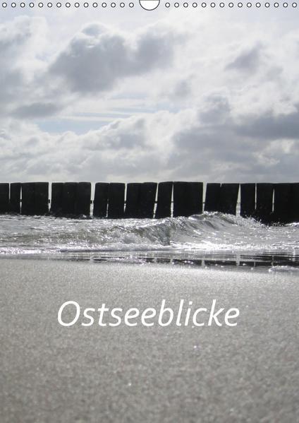 Ostseeblicke (Wandkalender 2017 DIN A3 hoch) - Coverbild