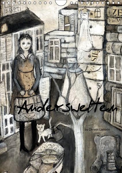 Anderswelten (Wandkalender 2017 DIN A4 hoch) - Coverbild