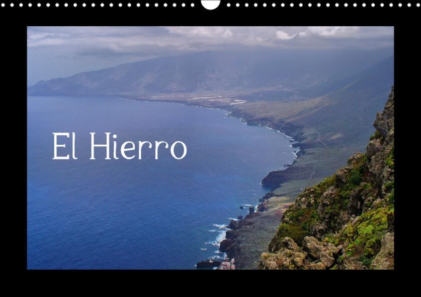 El Hierro (Wandkalender 2017 DIN A3 quer) - Coverbild