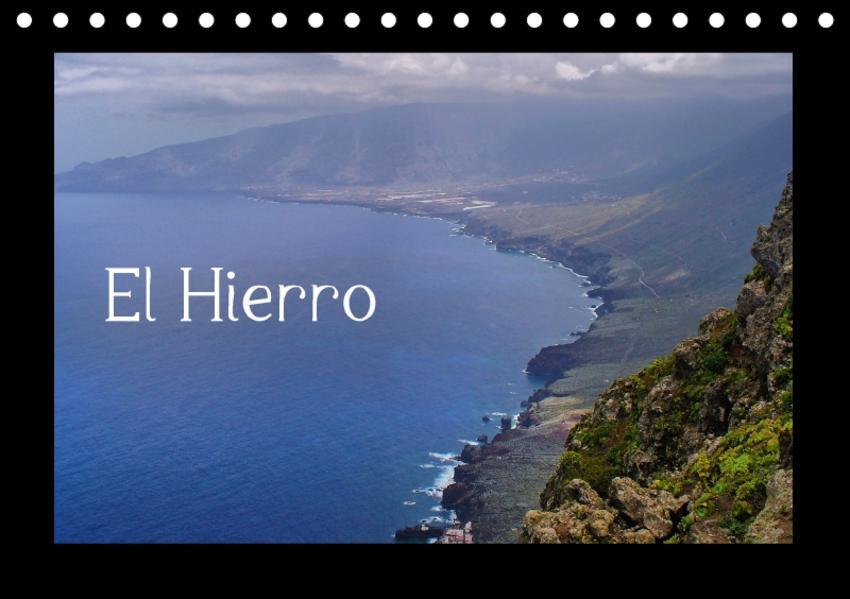 El Hierro (Tischkalender 2017 DIN A5 quer) - Coverbild