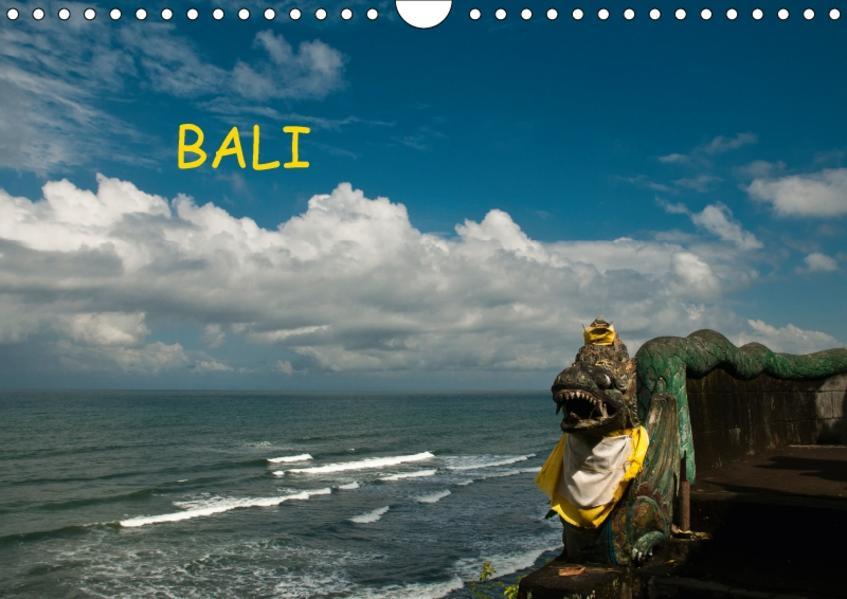 BaliAT-Version  (Wandkalender 2017 DIN A4 quer) - Coverbild