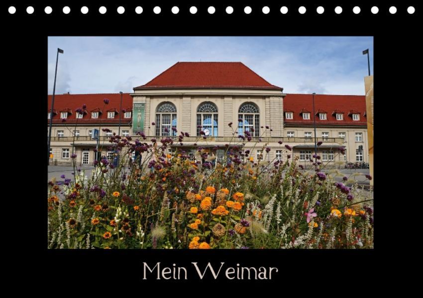 Weimar (Tischkalender 2017 DIN A5 quer) - Coverbild