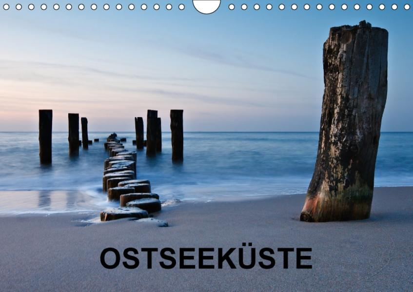Ostseeküste (Wandkalender 2017 DIN A4 quer) - Coverbild