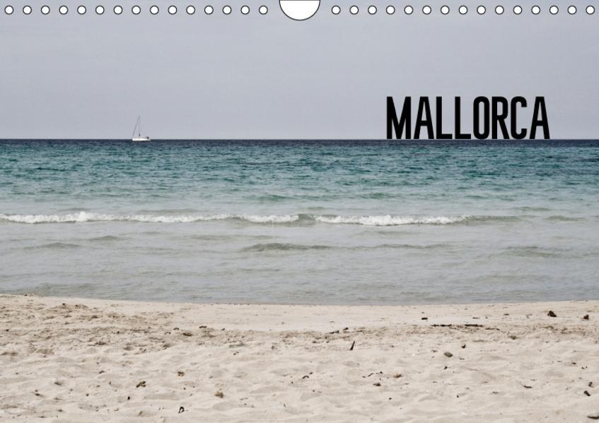 Mallorca (Wandkalender 2017 DIN A4 quer) - Coverbild