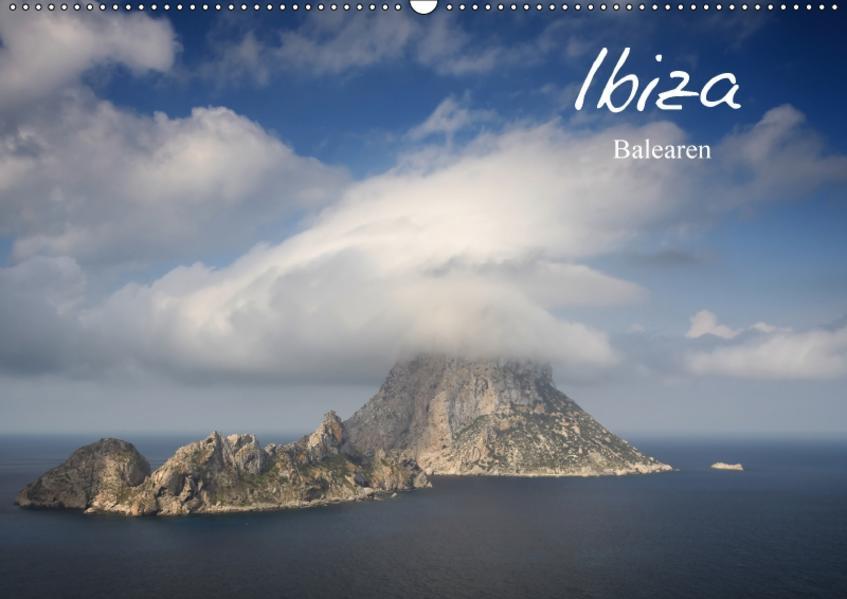 Ibiza - Balearen (Wandkalender 2017 DIN A2 quer) - Coverbild