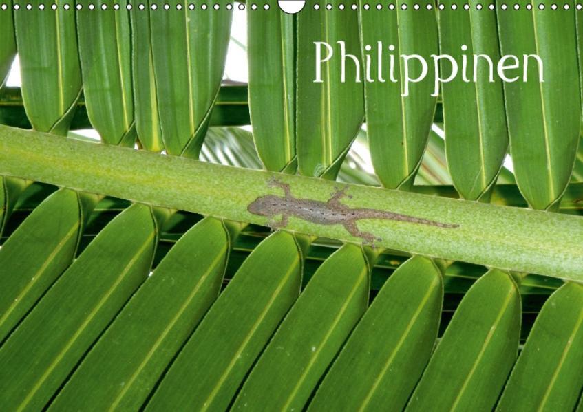 Philippinen (Wandkalender 2017 DIN A3 quer) - Coverbild