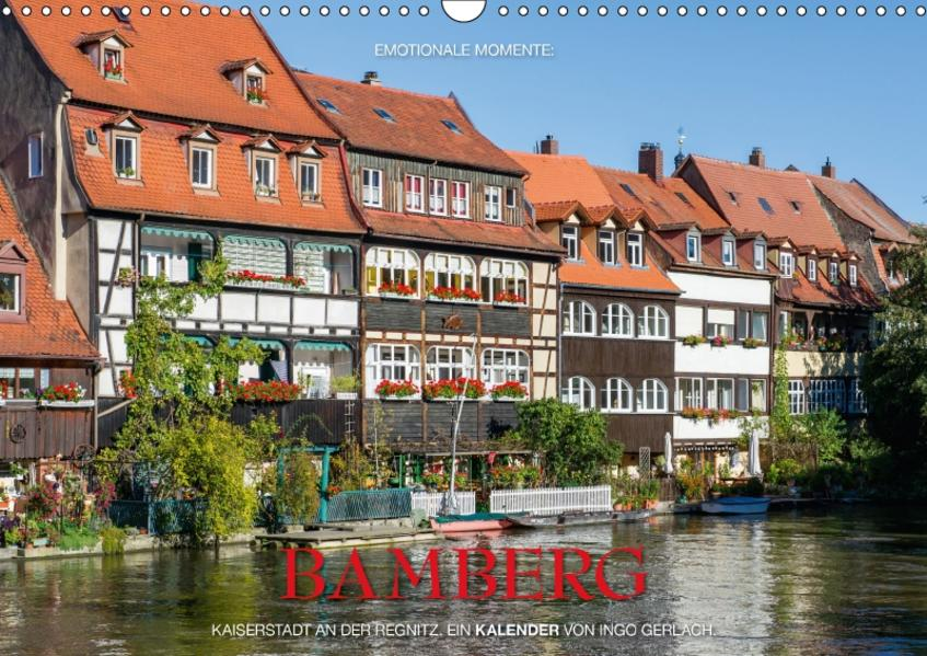 Emotionale Momente: Bamberg (Wandkalender 2017 DIN A3 quer) - Coverbild