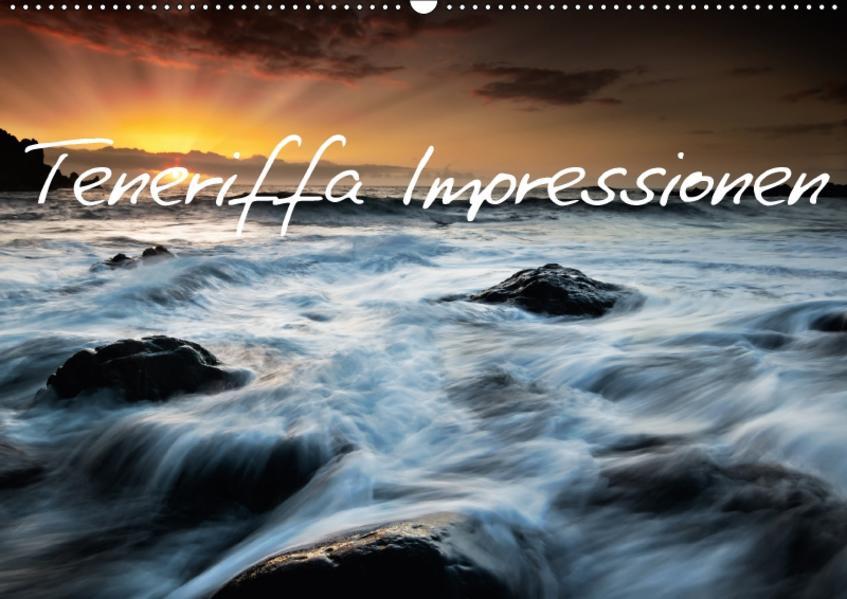 Teneriffa Impressionen (Wandkalender 2017 DIN A2 quer) - Coverbild